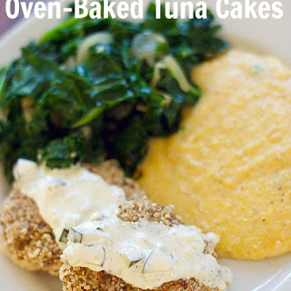 Oven-Baked Tuna Cakes (Croquettes if You're Fancy)