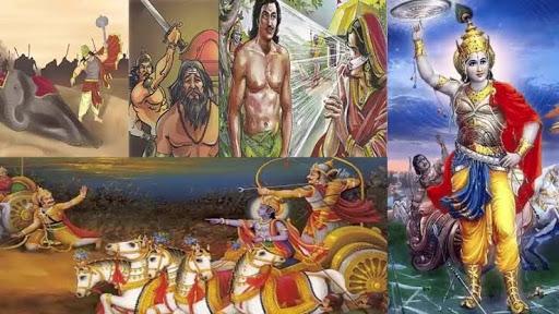 कृष्ण के 10 नीतियों में है चुनाव ...