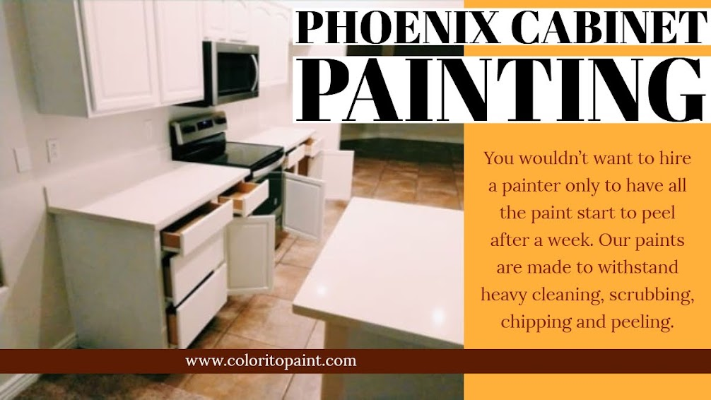 Phoenix Cabinet Painting