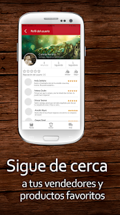 Mercali - Comprar y vender Screenshot