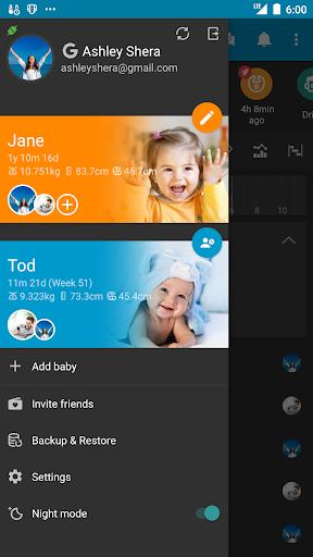 🍼Baby Daybook - Breastfeeding & Baby Care Tracker Screenshot