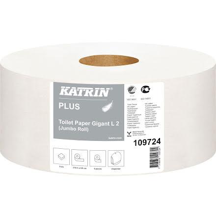 Toalettpapper Katrin Plus Giga