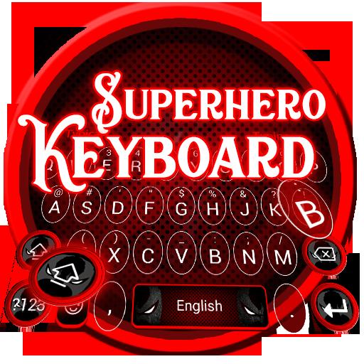 Superhero Keyboard Theme for PC
