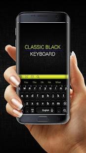 ... الكلاسيكية موضوع لوحة المفاتيح السوداء بواسطة لوحة المفاتيح تصميم الجنة  poster ...