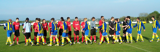 Photo: 23/04/11 v Callington Town (South West Peninsula Division 1 West) 1-3 - contributed by Gary Spooner
