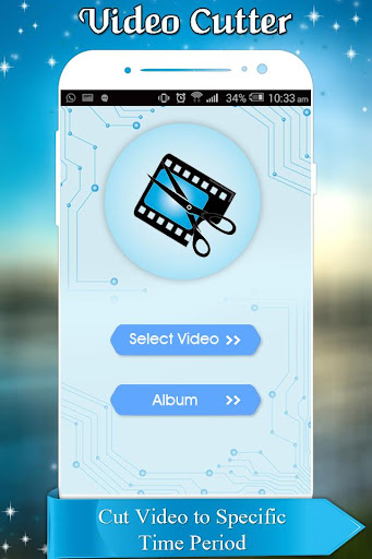 Video Cutter and Trimmer for WhatsApp 1.0 screenshots 1
