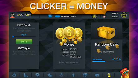 Ad Clicker Bot Android