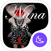 NANA theme for APUS