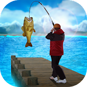 Fishing Simulator: Hook Catch & Hunting Game