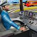 インドの電車のプロシムシティの電車のゲームを運転する