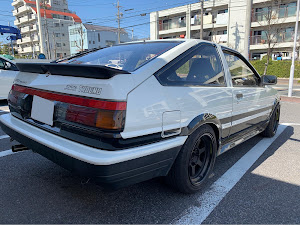 スプリンタートレノ AE86のカスタム事例画像 にゃんこ😺先生(日向坂46♬)さんの2020年03月07日12:59の投稿