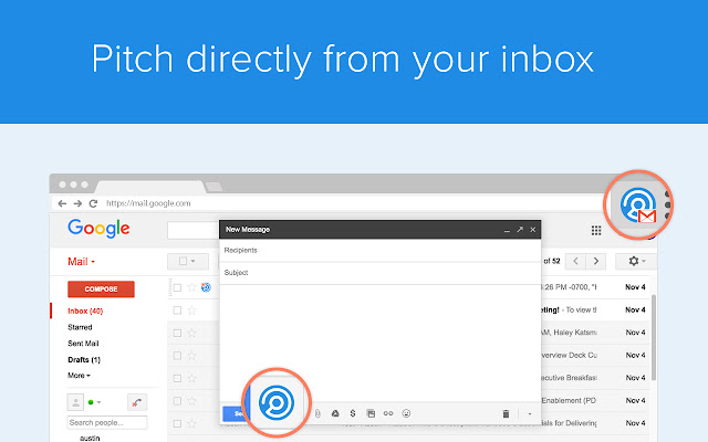 Highspot for Gmail