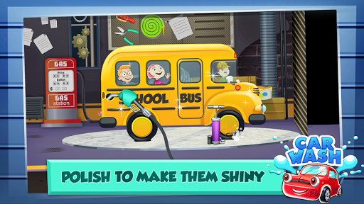 Car Wash Salon Game  screenshots 4