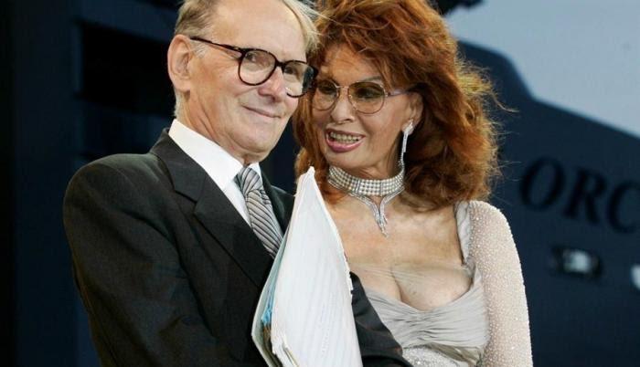Ennio, Sofia Loren