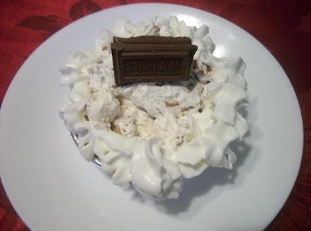 NO BAKE S'MORES MINI PIES Recipe