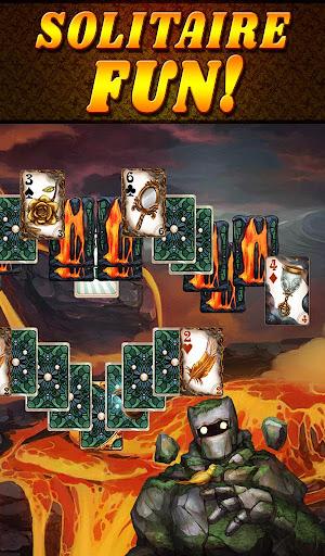 Shadow Kingdom Solitaire. Adventure of princess filehippodl screenshot 21