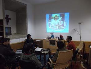 Photo: Cristo está no centro da Igreja e de todas as vocações.