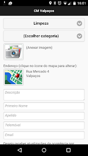 Alert'Valpaços- screenshot thumbnail