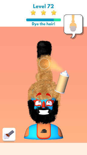 Barber Shop - Hair Cut game filehippodl screenshot 2
