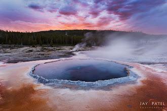 Photo: Old Failthful Area, Yellowstone National Park Wyoming (WY), USA