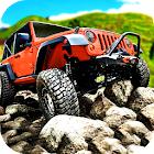Jeep Offroad 4x4 Extreme 4wd Off road icon