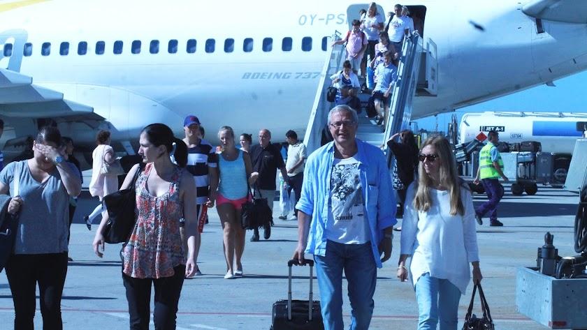 La afluencia de turistas permite la apertura en festivo al comercio