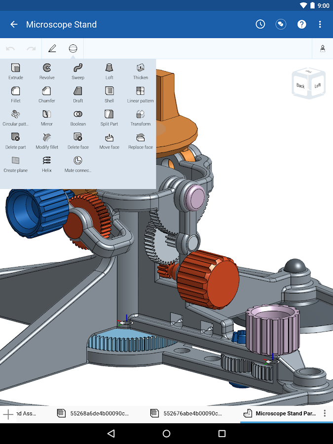 Onshape- screenshot