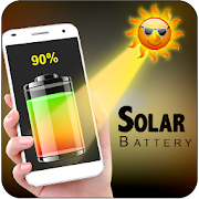 Solar Battery Fast Charger Prank