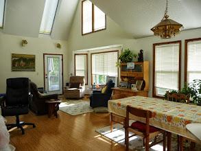 Photo: upstairs living room