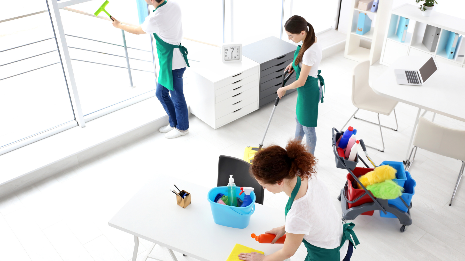 Benefits of choosing green cleaning services