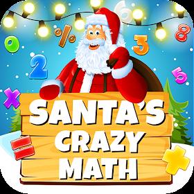 Santas Crazy Math