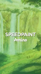 Speedpaint Amino - náhled