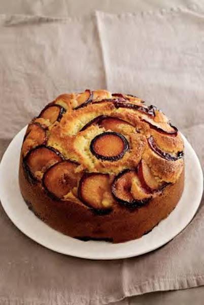 Derby Day Plum Cake Recipe