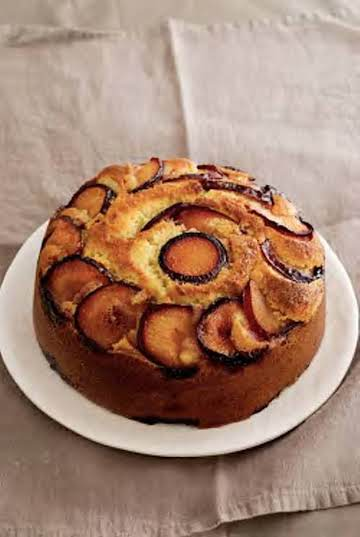 DERBY DAY PLUM CAKE
