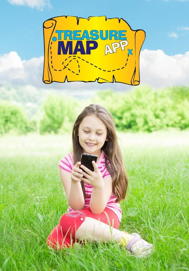 Treasure Map App- screenshot