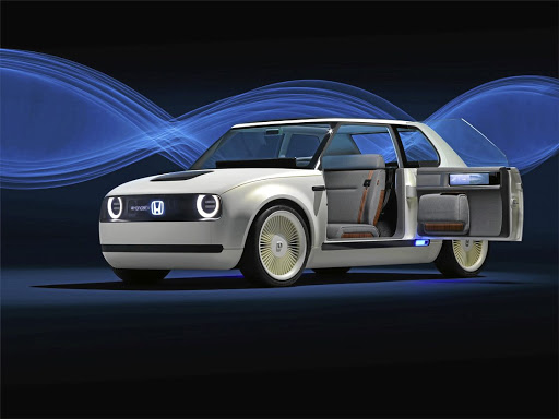 Another award for the Honda Urban EV but can they hurry up and build it. Picture: QUICKPIC