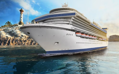 Big Cruise Ship Games Passenger Cargo Simulator Android Apps On - Cargo cruise ship