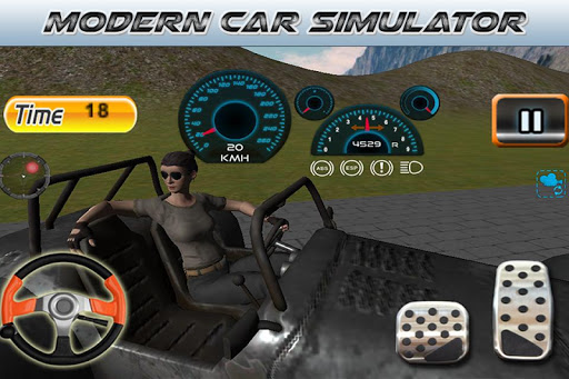 Parking Revolution: Super Car Offroad Hilly Driver 1.0 screenshots 3