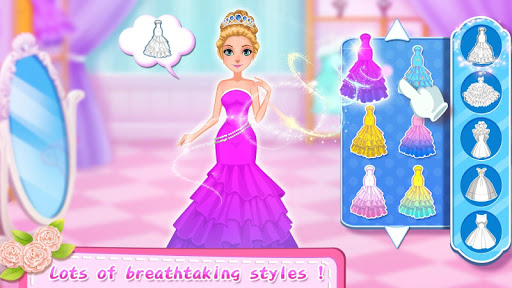 Wedding Dress Maker - Princess Boutique 1.5.3122 screenshots 5