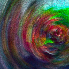 by Rodolfo Alar - Abstract Fine Art