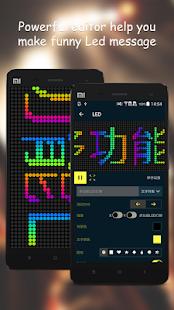 Multi LED Banner: Glow Sticks - náhled