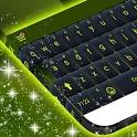 Green Keyboard App Theme icon