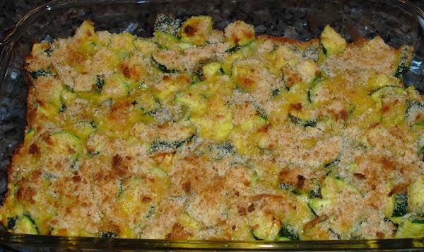 End Of The Season Zucchini Recipe