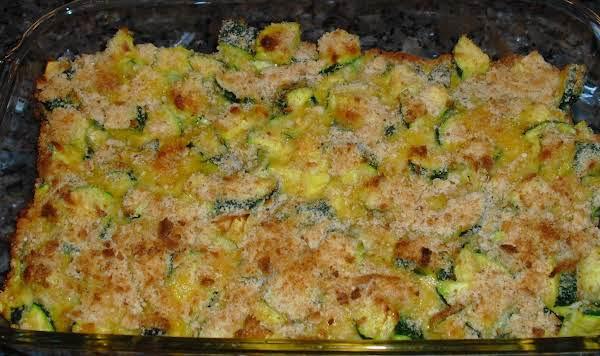 End Of The Season Zucchini
