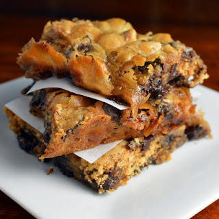 Summertime S'more Bars