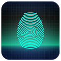 Fingerprint Lockscreen PRANK icon