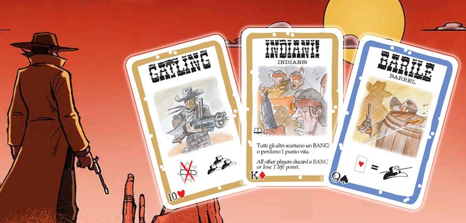 BANG! Gold Rush - Board Game Nhập Mỹ