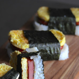 Smoked Spam Musubi