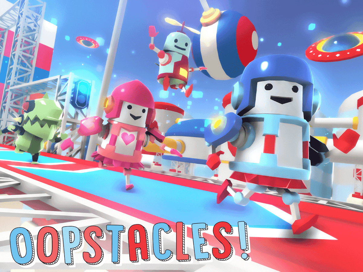 Oopstacles- screenshot