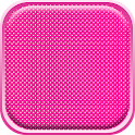 Girly Patterns Live Wallpaper icon